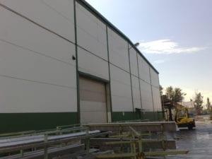 обслуживание видеонаблюдения на Колтушском строительном комбинате
