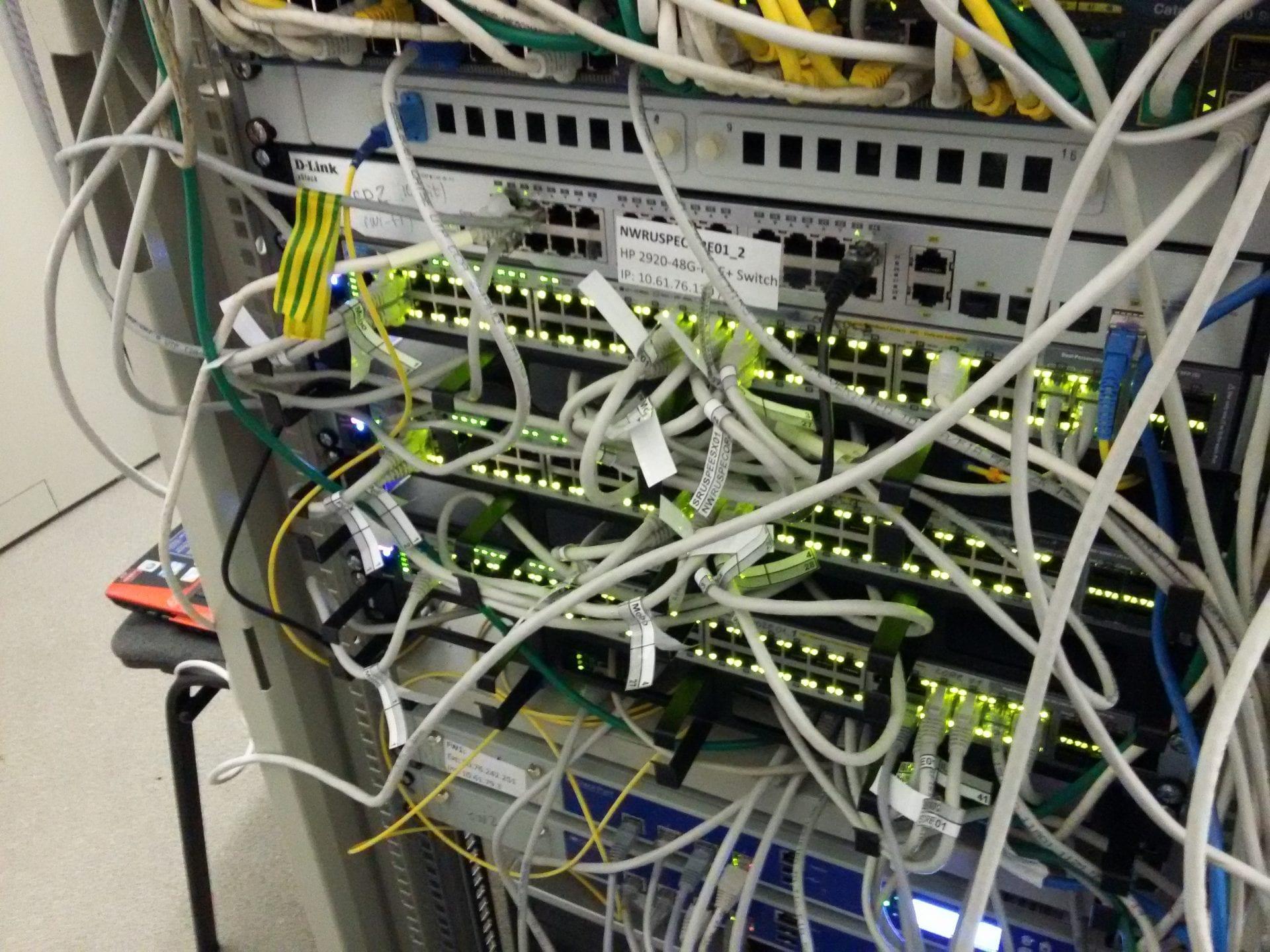 Как настроить проводную или беспроводную домашнюю сеть 5