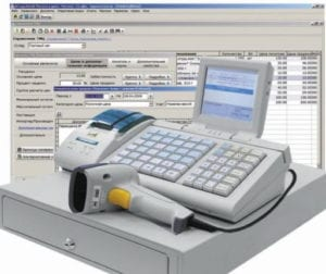 услуги поставки систем штрихкодирования для магазинов
