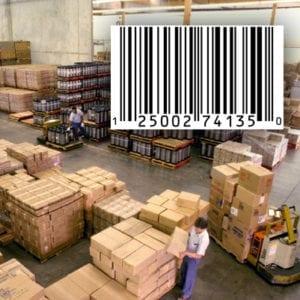 системы штрихкодирования на складе