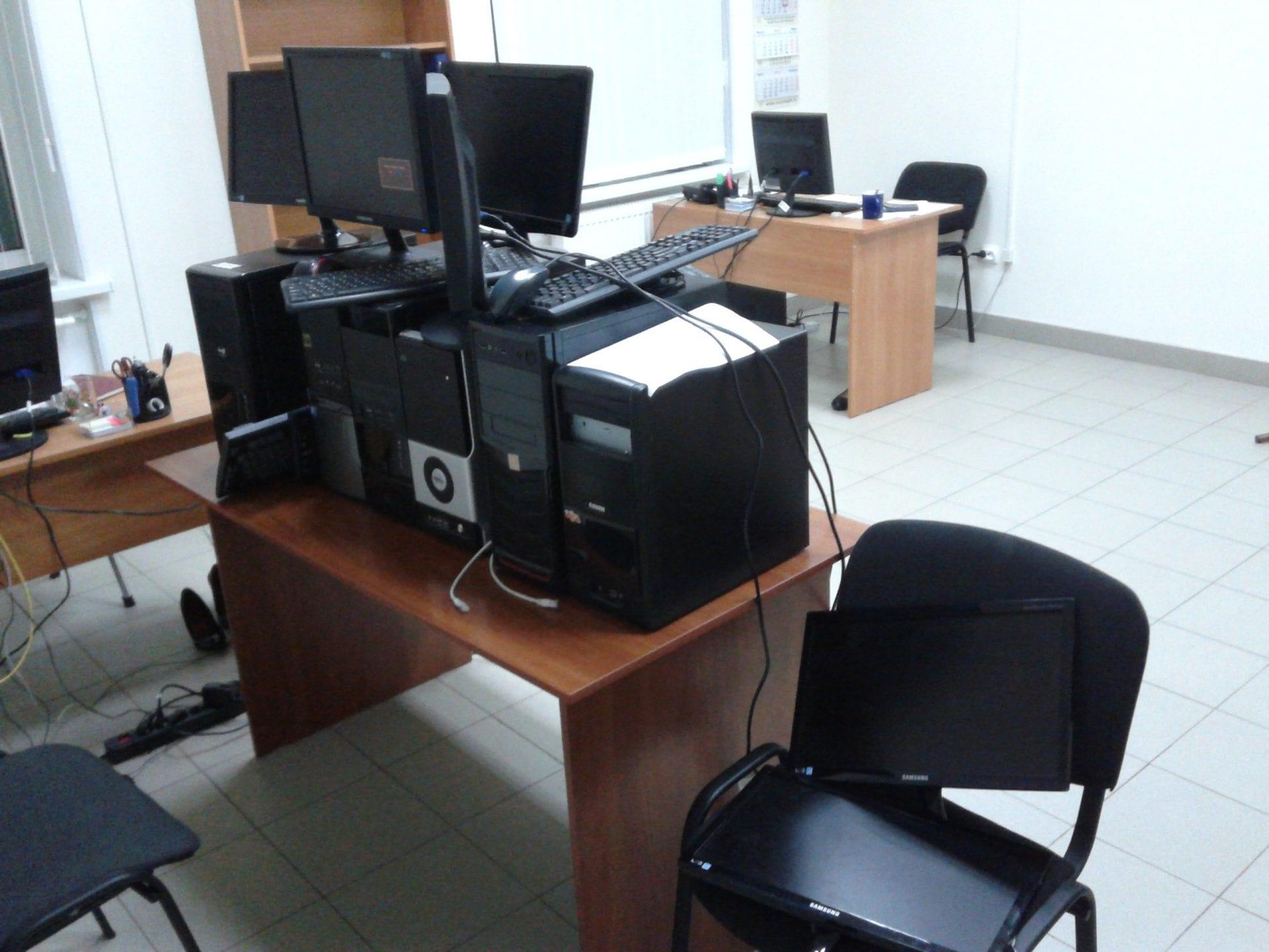 помощь в переезде офиса