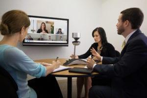 переговорные комнаты и конференц видео связь
