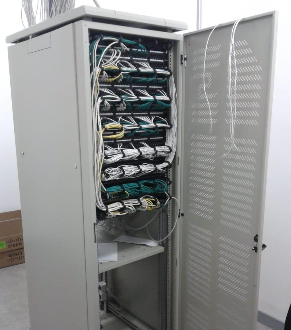 серверные помещения под ключ
