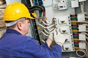 электромонтажные работы и монтаж электрооборудования в Спб