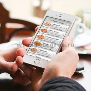 мобильные приложения заказ еды
