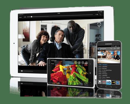 разработка мобильных приложений для телеканалов