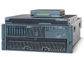 настройка межсетевых экранов Cisco ASA для объединения сетей в СПб