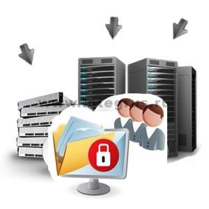услуги по настройке разграничения прав доступа на сервере
