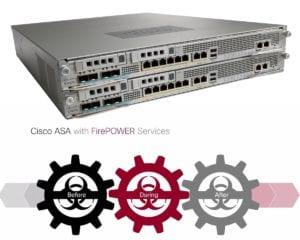 Cisco Firepower настройка