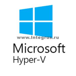Hyper-V виртуализация физических серверов