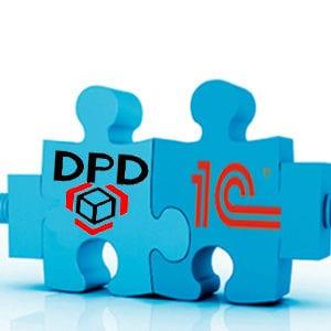 интеграция модуля DPD в 1С