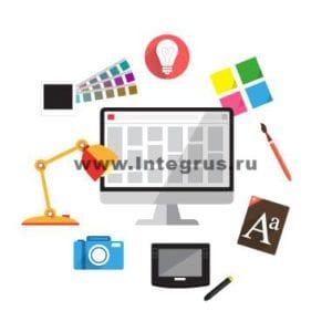 дизайн и обновление сайта