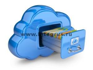 Услуги защищенного облачного хранилища с шифрованием данных в СПб