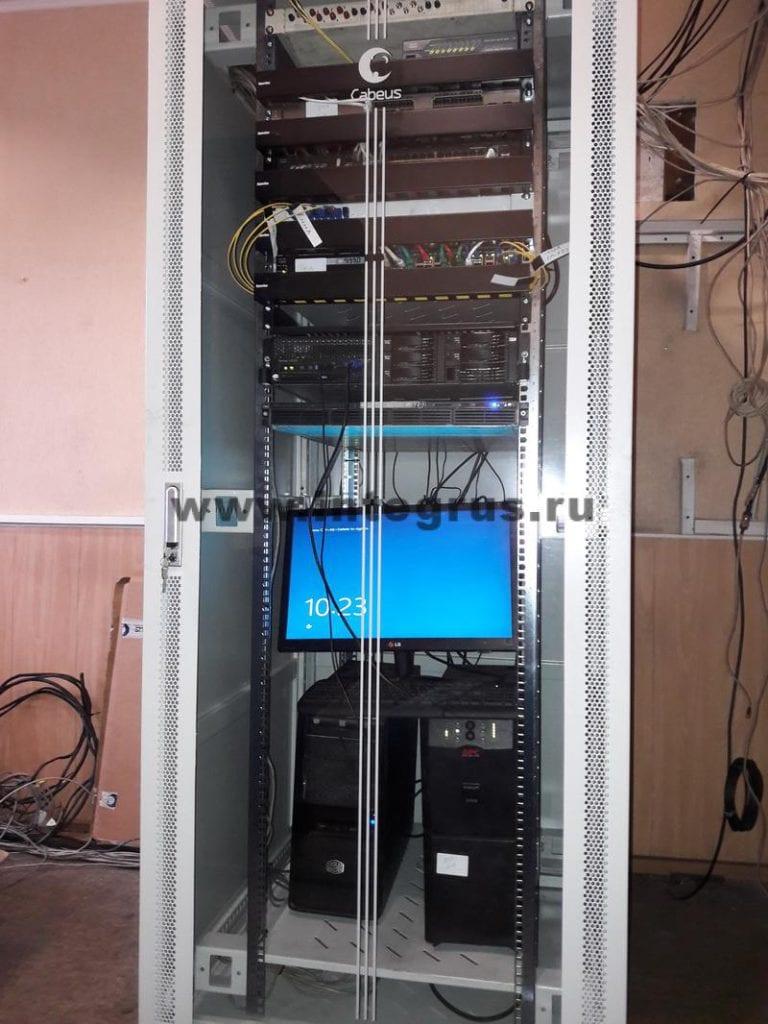 обустройство нового офиса - сервера и локальные сети, vpn