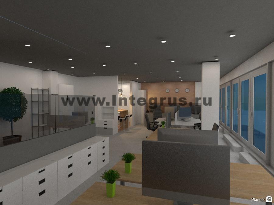 проект оснащений нового офиса высокотехнологичным ит оборудованием