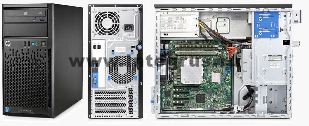 HPE-ProLiant-ML10v2-Server