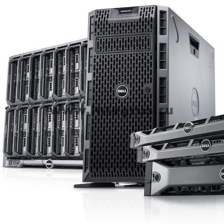 dell servers серверы